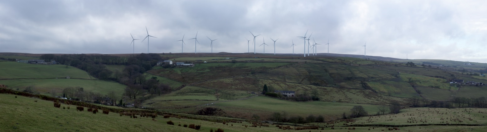 Hyndburn Infill Extension Photomontage